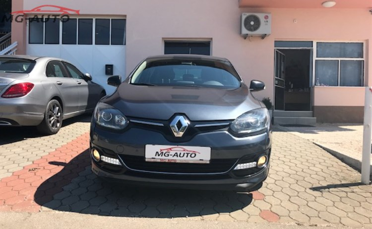 Renault Megane 1.5 DCI ENERGY BOSE EDITION